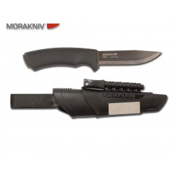 Couteau Mora Bushcraft Survival carbon