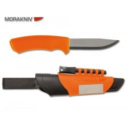 Couteau Mora Bushcraft Survival orange