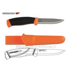 Couteau Mora Companion Heavy Duty F