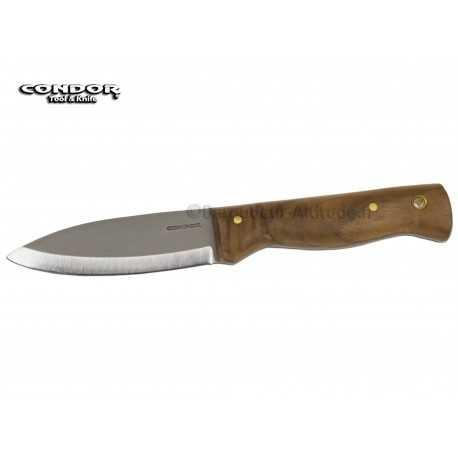 Couteau Condor Bushslore 1075 carbon