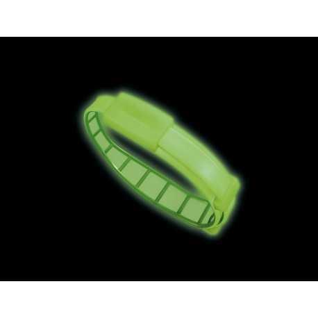 Bracelet Anti-insectes 100% Naturel vert