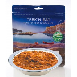 Trek'n Eat Pâtes bolognaises au soja