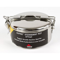 Casserole inox Alpine MSR 475ml