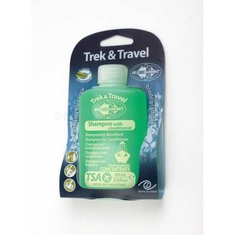 Shampooing liquide démêlant Trek & Travel Sea To Summit