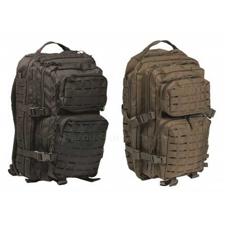Sac à dos US Assault Pack LG Laser Cut 36 L