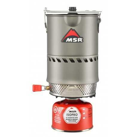 Réchaud Reactor MSR 1L