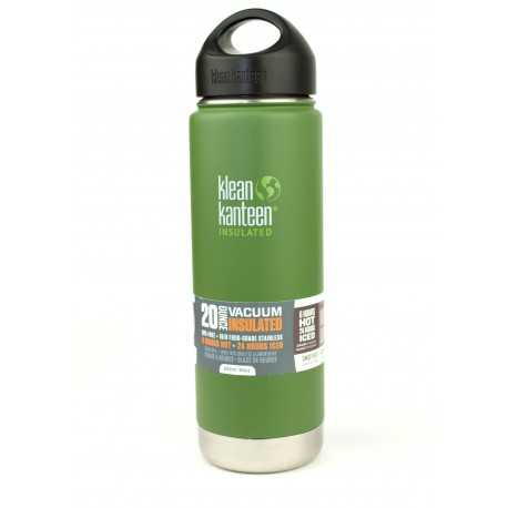 Bouteille isotherme Vacuum Wide Klean Kanteen 592ml