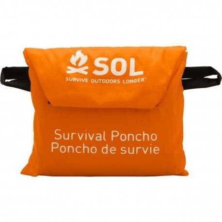 Poncho de survie - SOL
