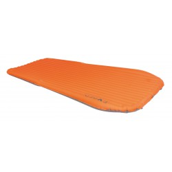 Matelas gonflable SynMat Hyper Lite Duo 7 Exped + Sac Pompe Schnozzel UL