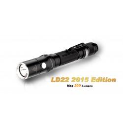 Lampe torche Fenix LD22 G2 300 lumens