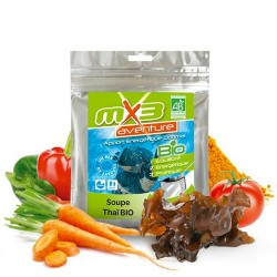 MX3 Aventure Soupe Thai Bio Lyophilisé