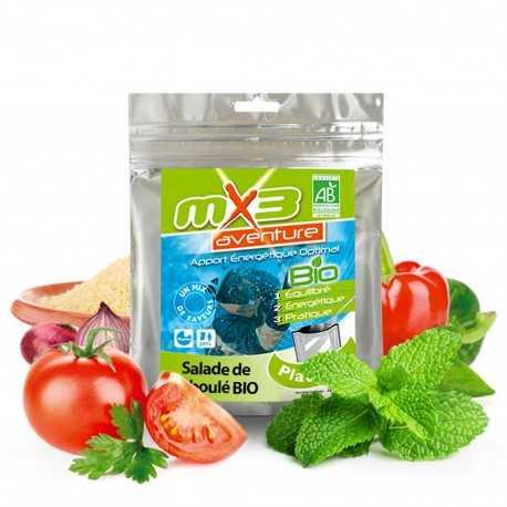 MX3 Aventure Salade de Taboulé Bio Lyophilisé