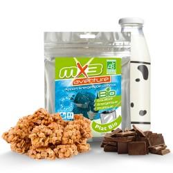 MX3 Aventure Muesli Energie Chocolat Bio Lyophilisé