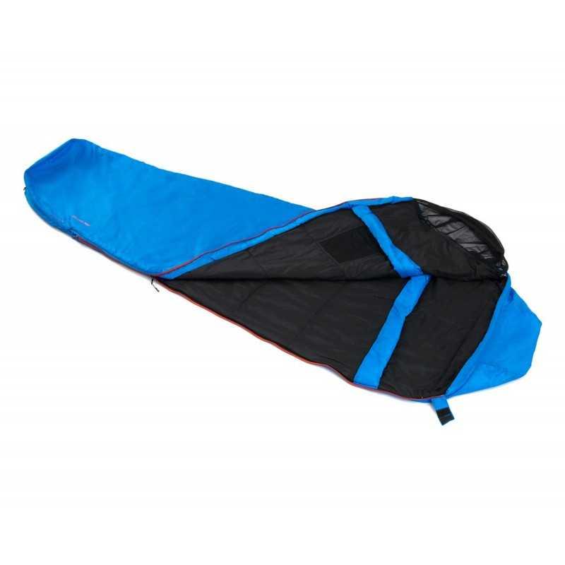 Snugpak Travelpak Traveller sac de couchage-Bleu