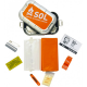 SOL Traverse Survival kit™ Kit de survie