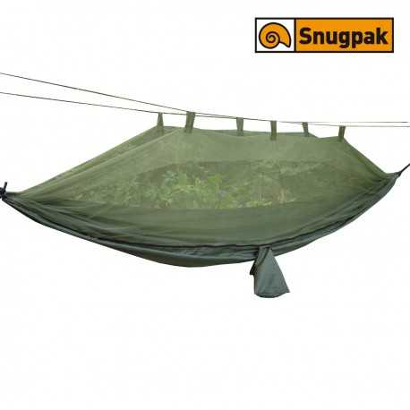 Hamac Moustiquaire Jungle Hamac Snugpak Baroudeur Altitude