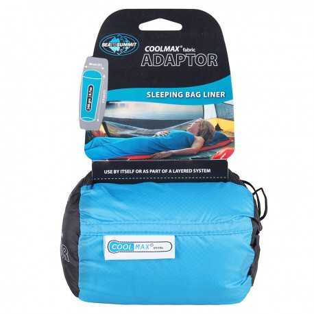 Drap de sac CoolMax Adaptor Mummy Sea To Summit