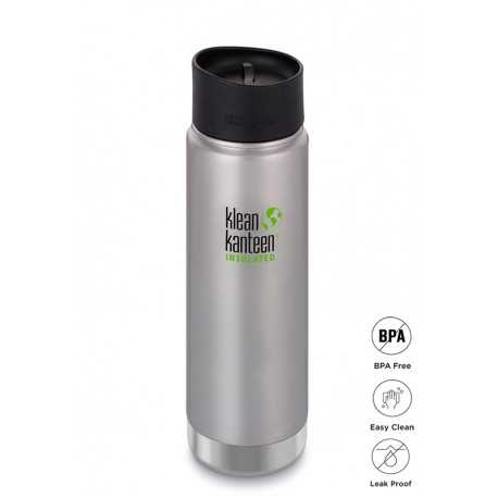 Bouteille isotherme Wide Klean Kanteen 592ml
