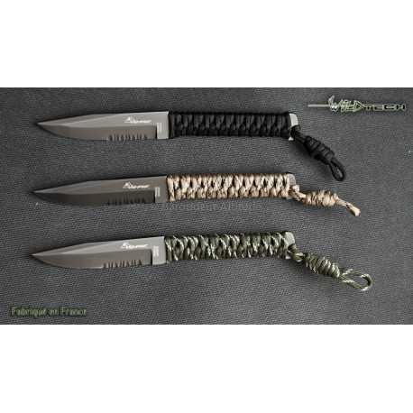 Couteau Wild-Tech 3