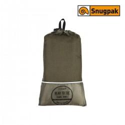 Serviette microfibre antibactérienne Snugpak 120x125 cm