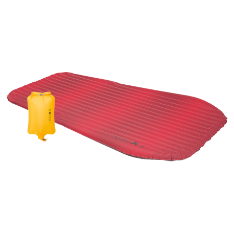 Matelas gonflable SYNMAT HL DUO Winter Exped + Sac Pompe Schnozzel UL