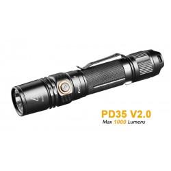 Lampe torche Fenix PD35 V2.0 1000 lumens