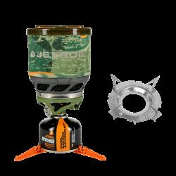 Réchaud JETBOIL MINIMO Camo + Pot Support