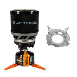 Réchaud JETBOIL MINIMO Carbon + Pot Support