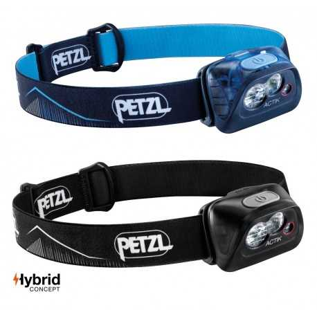 Lampe Frontale ACTIK Hybrid 350 lumens Petzl