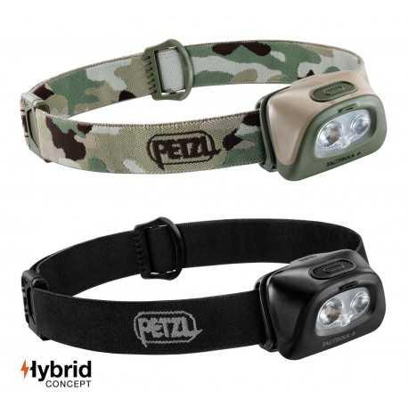 Lampe frontale TACTIKKA+ Hybrid 350 lumens Petzl