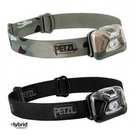 Lampe Frontale TACTIKKA 300 lumens Hybrid Petzl