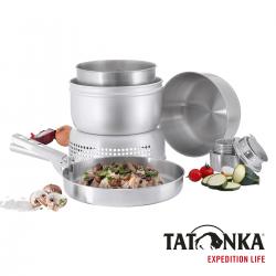 Tatonka Multi set + bruleur à alcool