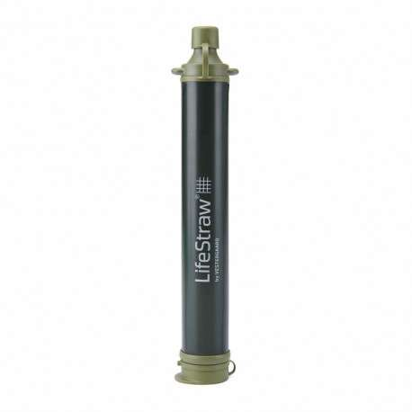 Filtre à eau LifeStraw Vert