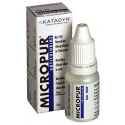 Micropur Antichlore MA 100F