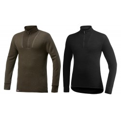 Chemise F1 Zip Turtleneck 200 Ullfrotté / Woolpower