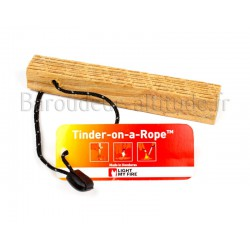 Allume-feu Tinder-on-a-Rope