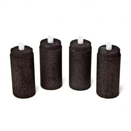 4 filtres à charbon actifs - 4000uf lifesaver