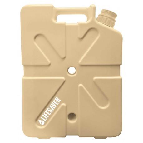 Jerrycan 20000UF lifesaver - Purificateur d'eau 0,015 micron