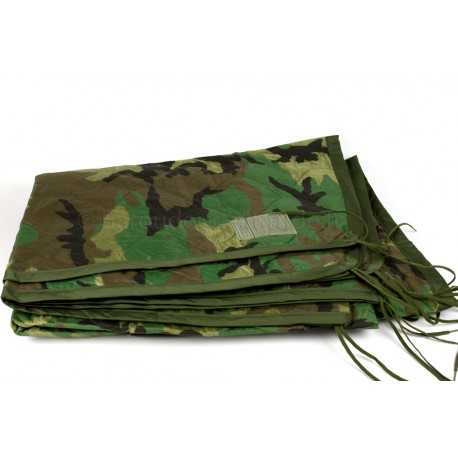 Poncho Liner original US woodland