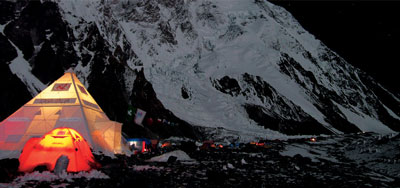 Expedition sur K2 ferrino