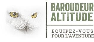 Baroudeur Altitude - Logo